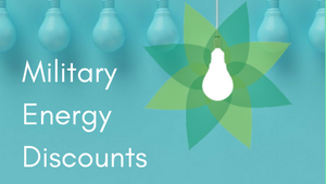 Military discount on electricity