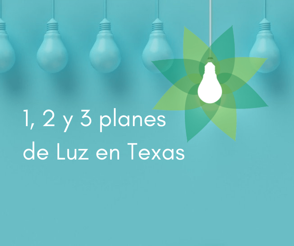 Planes de electricidad a largo plazo en Texas